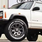 JEEP チェロキー 4WD LTDの画像1