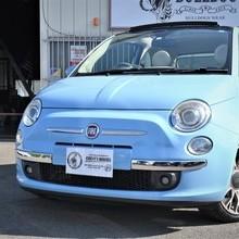 【限定車】フィアット500C ヴォラーレ