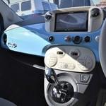 【限定車】フィアット500C ヴォラーレの画像1