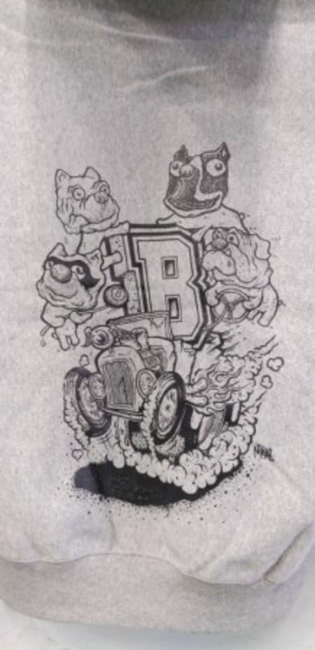 RAMS Family!! プルオーバーパーカー